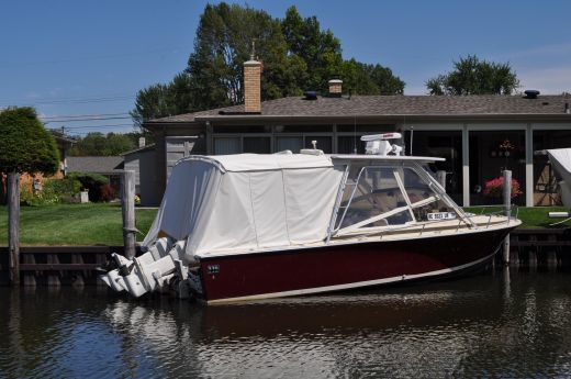 1984 Bertram 26 Sport Fisherman