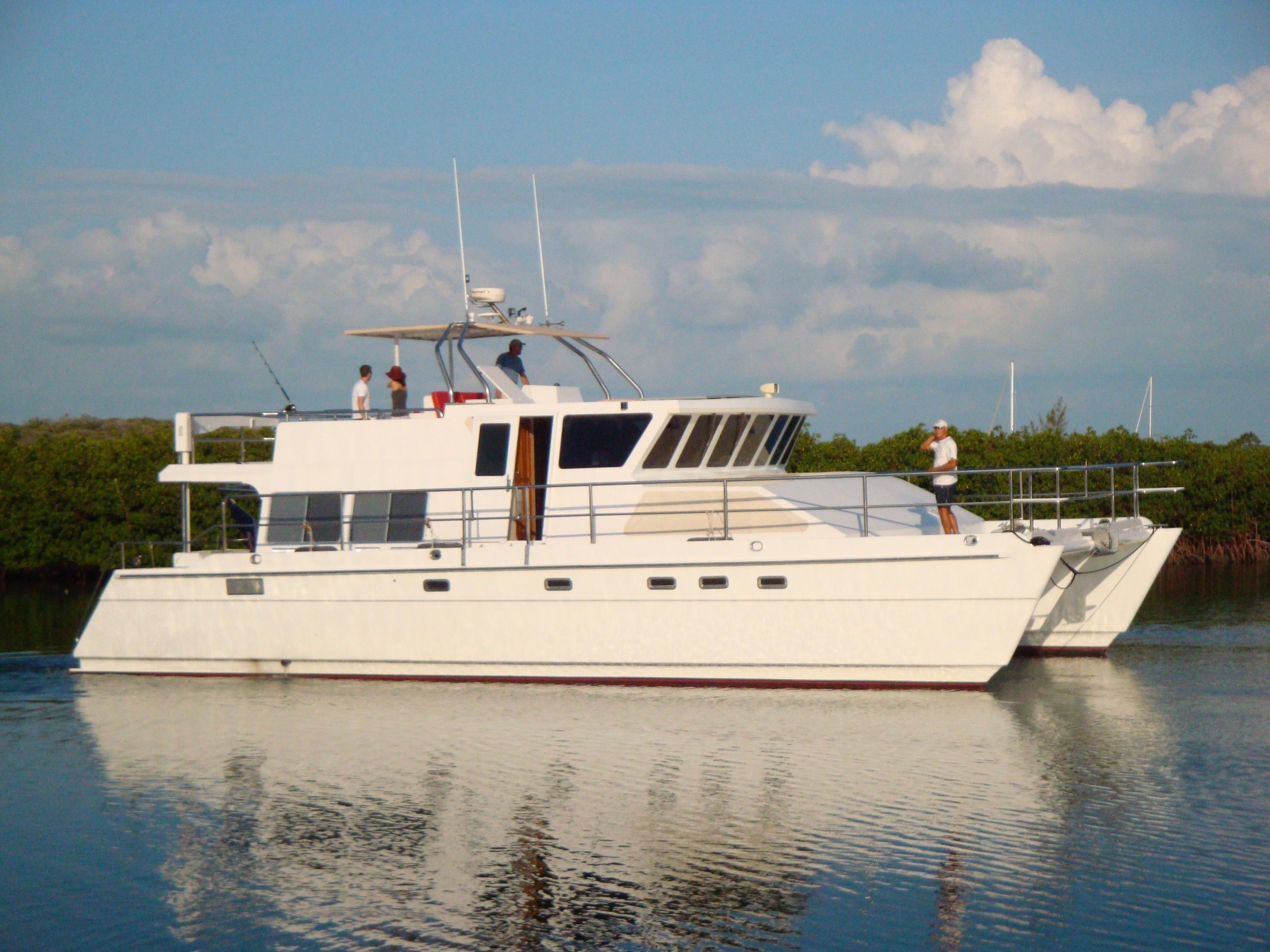 2006 Malcolm Tennant Power Catamaran Power Boat For Sale ...  2006 Malcolm Te...