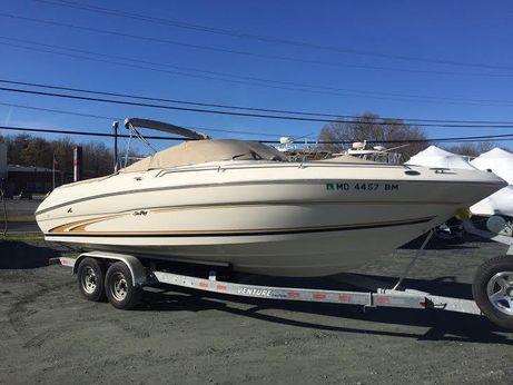 2001 Sea Ray 260 Bow Rider Select