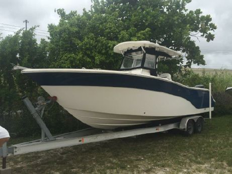 2010 Sea Fox 286 Commander