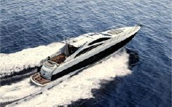 2007 Sunseeker Predator 72 Motor Yacht