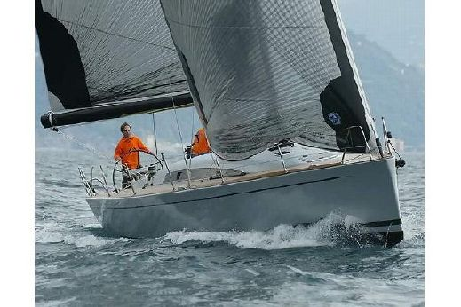 2010 Sly Yachts 47