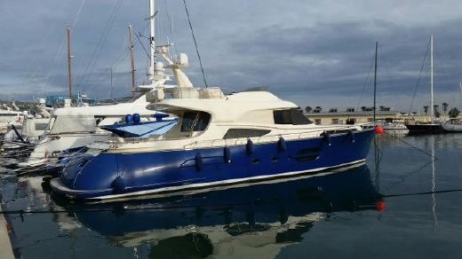 2006 Mochi Craft 74' Dolphin