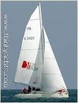 2002 Maxi Dolphin Giro 34 O.D.