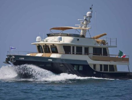 2008 President 660 Expedition Yacht