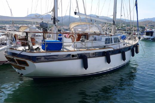 1984 Belliure 50 Ketch