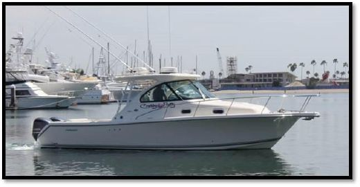 2013 Pursuit 315 Offshore