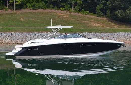 2015 Cobalt 336 with Twin 380 HP