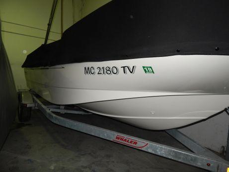 2015 Boston Whaler Montauk 17 CC