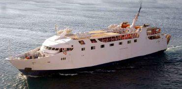 1973 Custom ROPAX Ferry