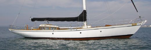 1938 De Vries Lentsch Classic  Yacht