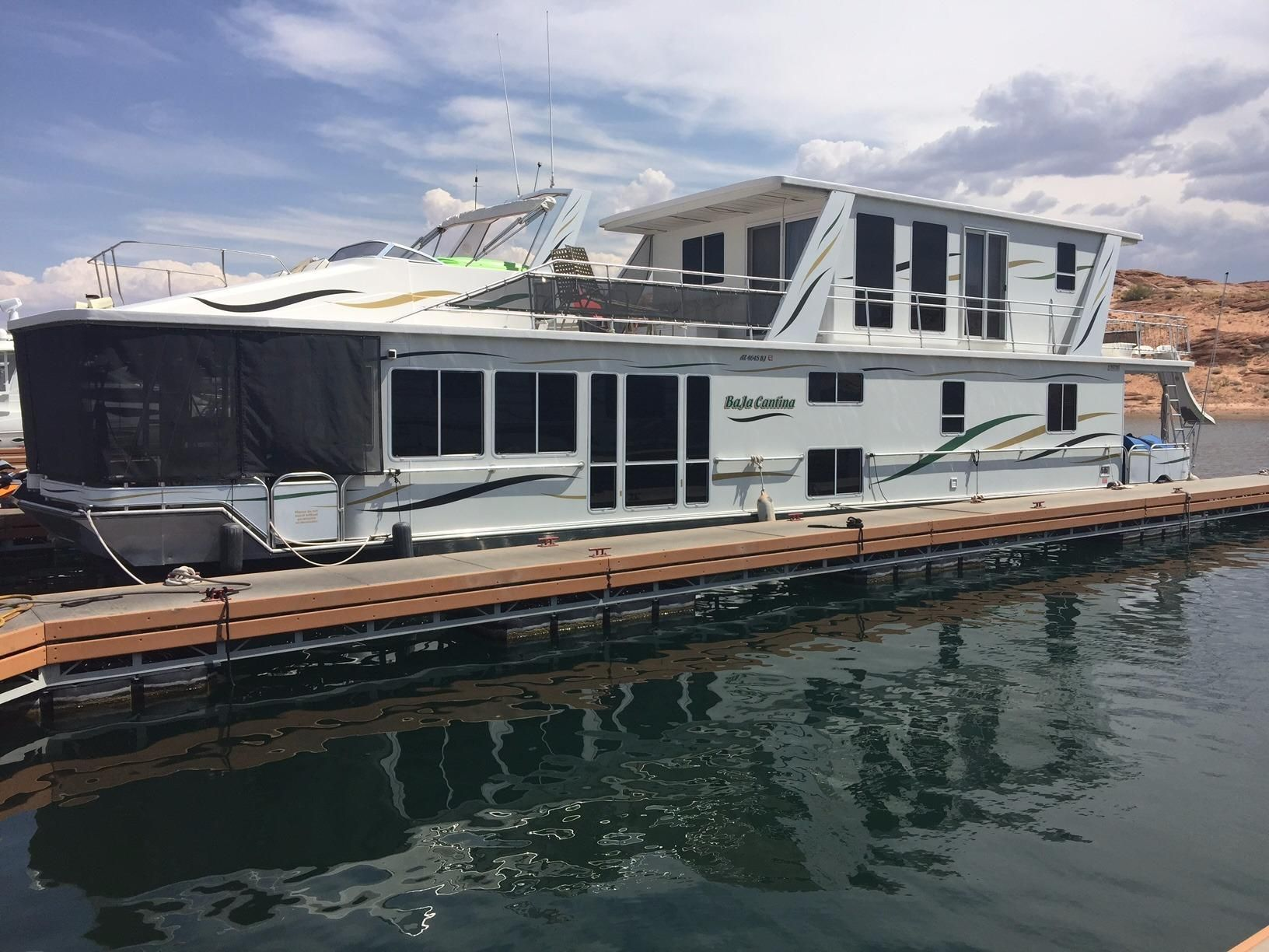 2003 Fantasy Houseboat Baja Cantina