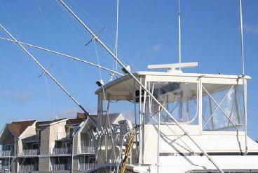 thumbnail photo 2: 1988 Egg Harbor 43 Sport Fisherman