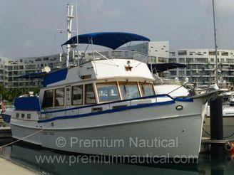1990 Grand Banks 49 Motoryacht