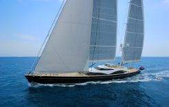 2010 Royal Huisman Flybridge Cutter Rigged Ketch