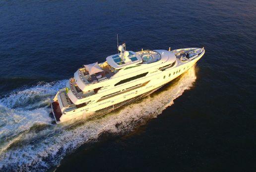 2018 Mcp Yachts 140