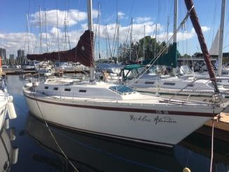1986 Canadian Sailcraft 36 Traditional