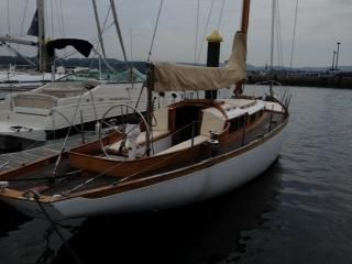 1956 Johann De Dood, (german Yard) CLASSIC SLOOP 36'