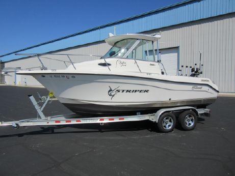 2006 Seaswirl Striper 2101 WA Alaskan