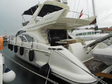 2006 Azimut 50