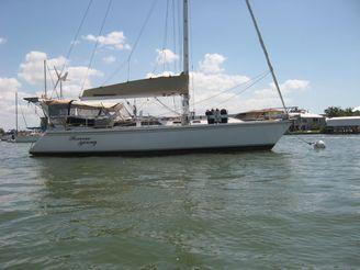 1989 Catalina MK I