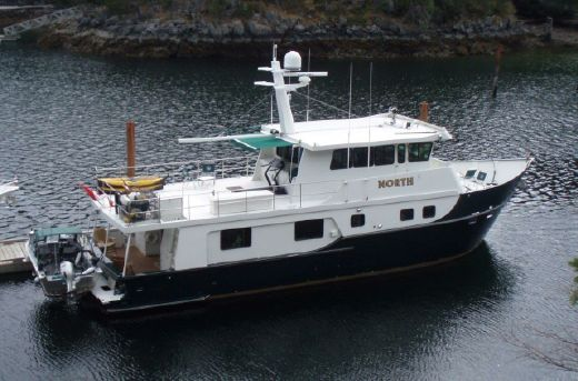 2000 Darling Yachts Trawler