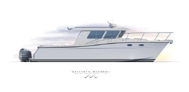2019 Lindell Offshore 38