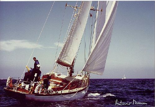 1960 Beltrami CLASSIC SLOOP