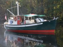 1972 Jensen Custom Trawler Yacht 35' Friday Harbor