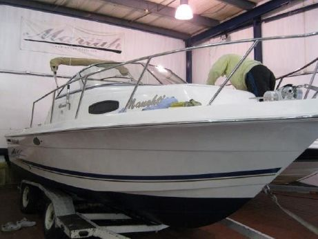 2002 Wellcraft 22 Walkaround
