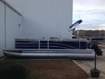 2015 Harris Cruiser 220 CWDH with 115HP