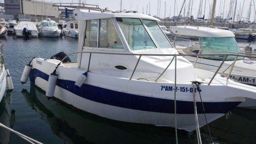 2007 Laguna 200 Fisher
