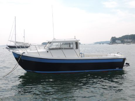 2004 Osprey Pilothouse 24