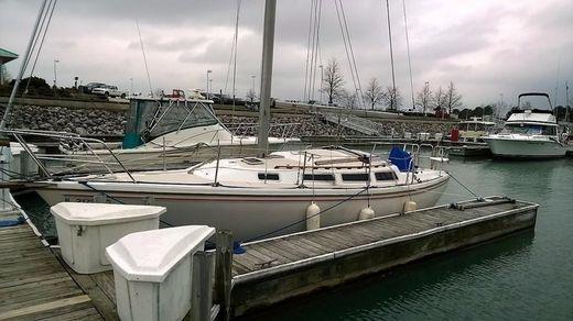 1986 Catalina 30 Tall Rig