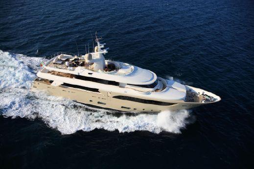 2009 Crn 43M Superyacht