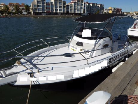 2011 Ranieri Shadow 28