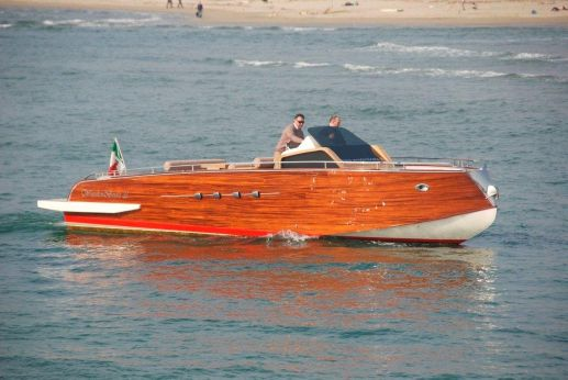 2015 Wooden Boats WB 33'