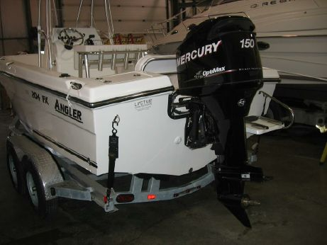 2011 Angler 204 Center Console
