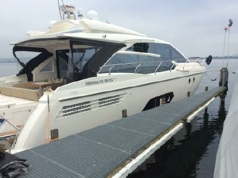 2013 Absolute 55 STY