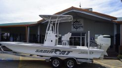 2019 Gulf Coast Bay Saber Cat 25'