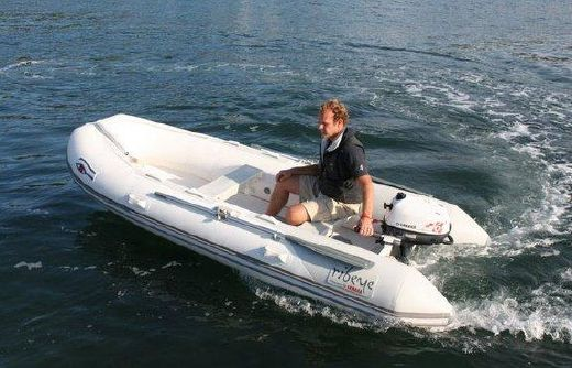 2015 Ribeye Tender TS350 Boat Only NEW