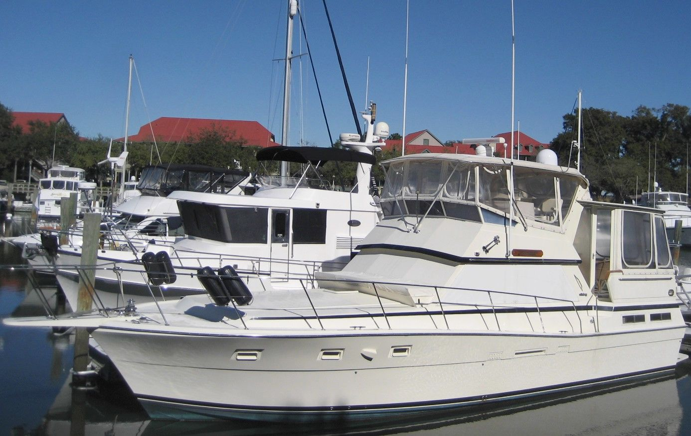 44 foot boats for sale in md boat listings for 44 viking motor yacht
