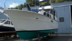 1973 Hatteras Double Cabin FB MY