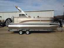 2015 Harris Cruiser 220 Tritoon with 150HP