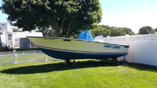 1984 Seacraft 23 Classic