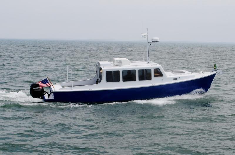 Mercury Outboard Dealers >> 2013 Eco-Trawler Aluminum Power Boat For Sale - www.yachtworld.com