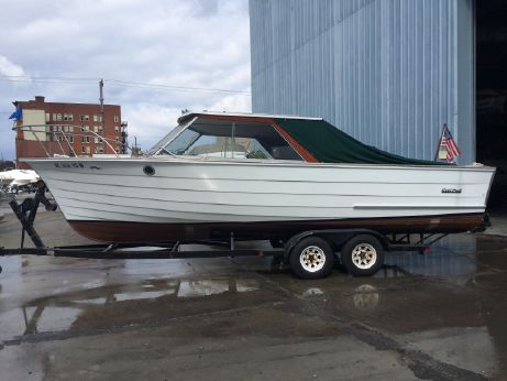 1970 Skiff Craft 26