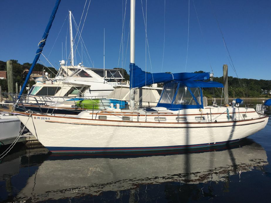 1985 Pearson 422 Sail Boat For Sale - www yachtworld com