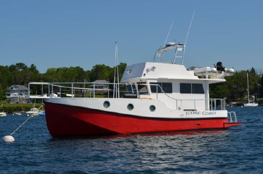 2006 Great Harbour N37 Navigator Trawler