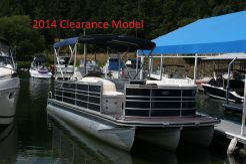 2014 Harris Flotebote 250 Royal